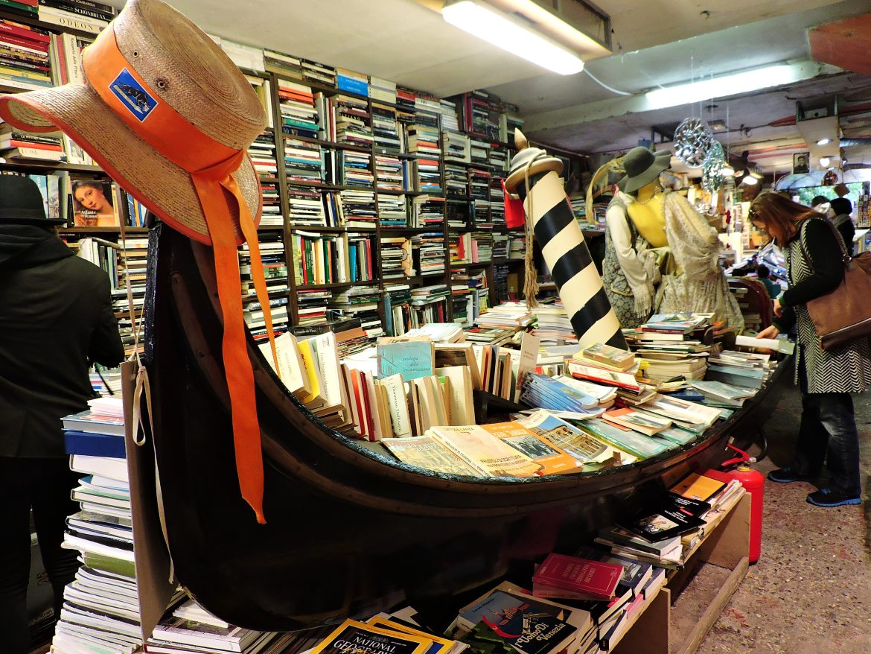 The Quirkiest Bookstore in Venice