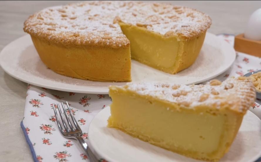 Torta della Nonna – Original Recipe 🍰