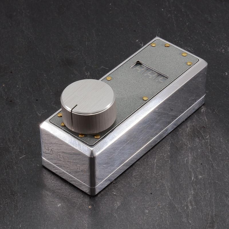 Aluminium + Spotted Gray