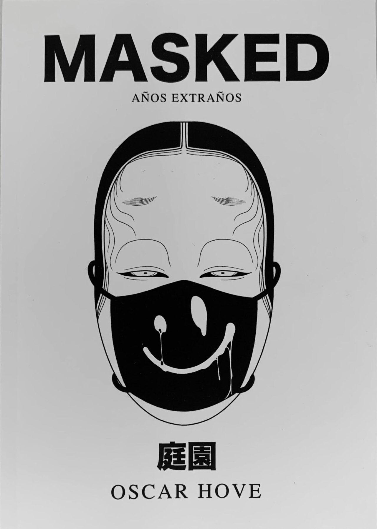 Masked: Años Extraños Book