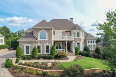 Harbour Point Custom Home - Hardeman Communities
