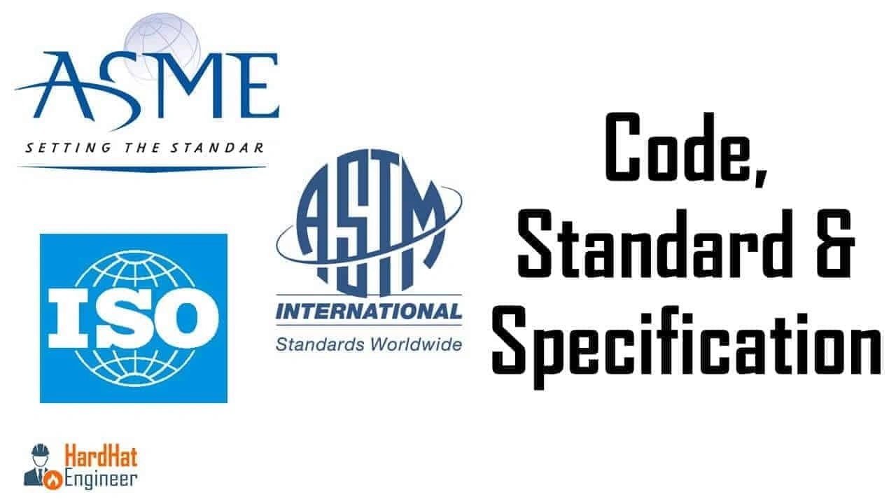 What is the difference between code standard and