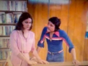 Sunil Thapa in his first movie.