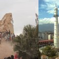 Dharahara Tower Before & After