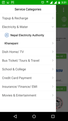electric bill online payment