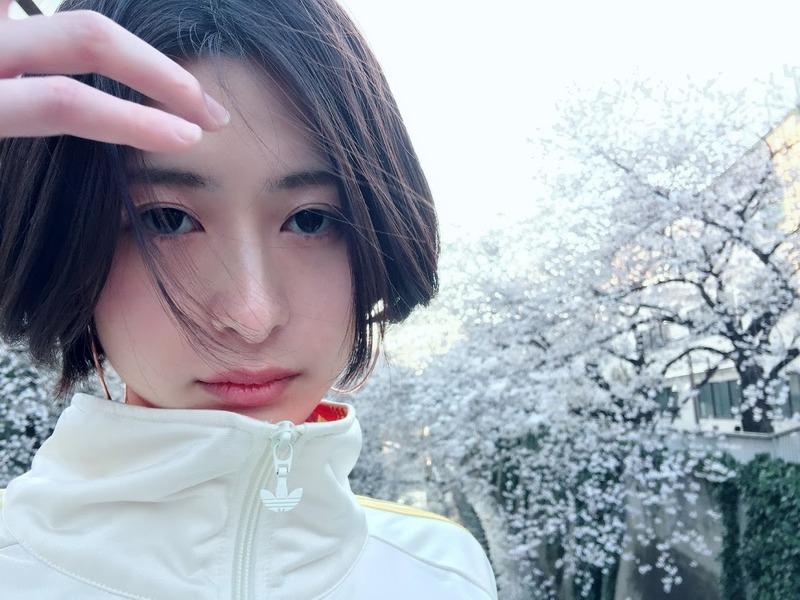 tracktop girl チマキ