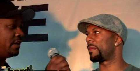 Common speaks on progressing as an artist, Kanye and more