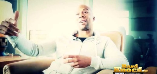 Common talks about Maya Angelou, Tupac, project with Nas + Freestyle interview by Nick huff Barili hard knock tv