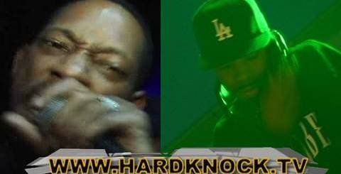 DJ Crazy Toones Kurupt 2 Turntables and a Microphone (Hard Knock TV Exclusive)