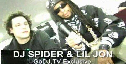 Exclusive Lil Jon and DJ Spider Interview