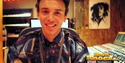 Logic talks about being Biracial, Haters, addresses race in Hip Hop, Frank Sinatra, Rattpack interview by Nick Huff Barili