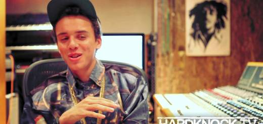 Logic talks J Cole, Drake, Nas comparisons, Touring with Kid Cudi, Hip Hop friendships interview by Nick Huff Barili Hard Knock tv