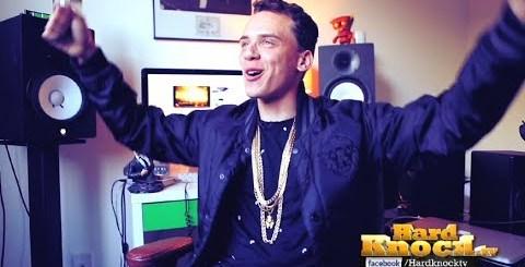 Logic x Hard Knock TV Freestyle Nick Huff Barili