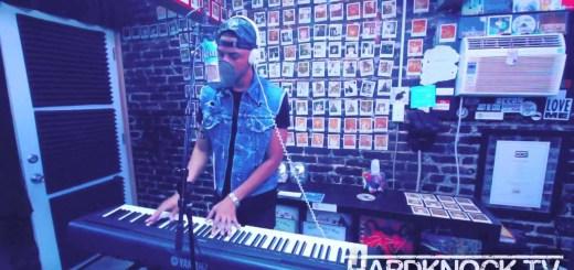 Mateo Sing About Me Live Performance (Kendrick Lamar reinterpretation) Nick Huff Barili Hard Knock TV