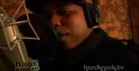 Mims Freestyle Rap Hard Knock TV Exclusive