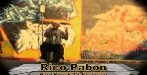 Rico Pabon -Lay Em Down Intro (Official Music Video)