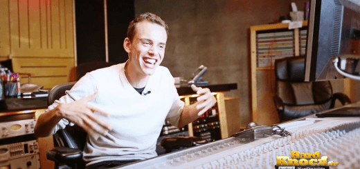 Logic talks Buried Alive, Eminem, Sinatra, Says This Is My Illmatic. Interview by Nick Huff Barili