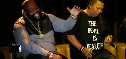 Rick Ross and Manny Fresh