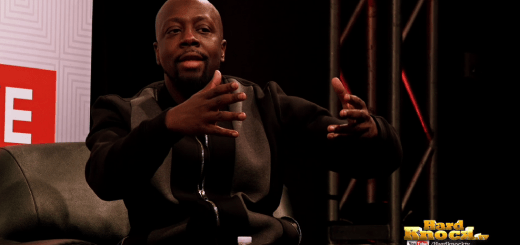 Wyclef Jean Nick Huff Barili SXSW Interview Keynote