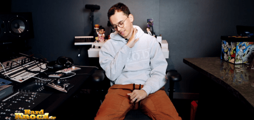 Logic Hard Knock TV interview