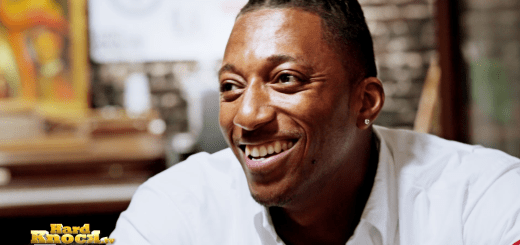 Lecrae Nick Huff Barili Hard Knock TV Interview