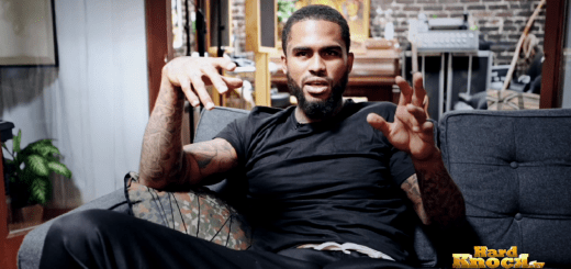 Dave East Nick Huff Barili Hard Knock TV Interview