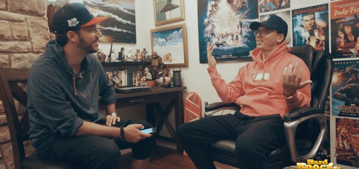 Logic Nick Huff Barili Interview Hard Knock TV