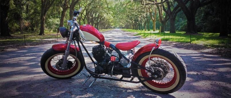 2008 Kikker 5150 Hardknock Bobber 110cc