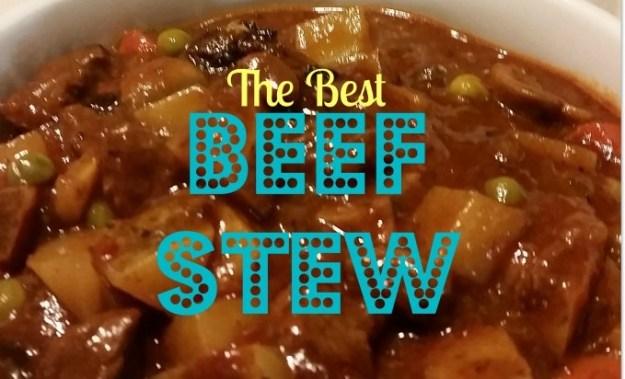 best beef stew