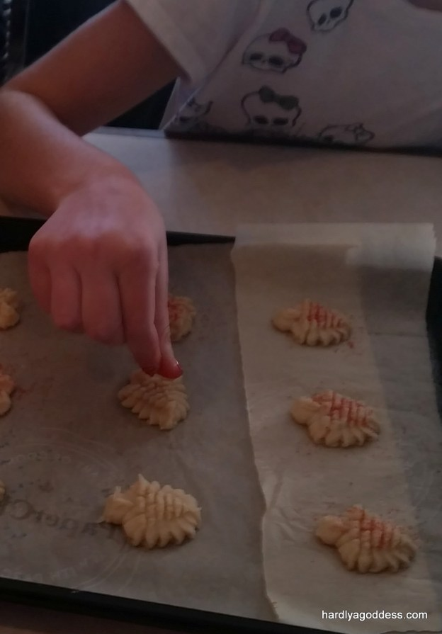 12 Days of Christmas Cookies, Day 11: Spritz Cookies