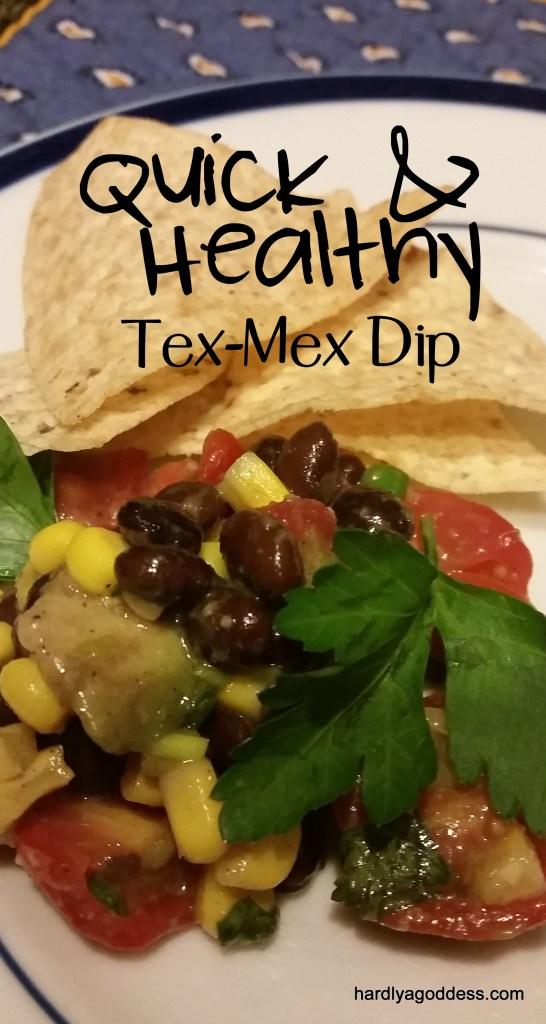 Tex-Mex Dip