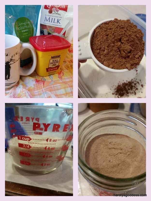 homemade diy cococa