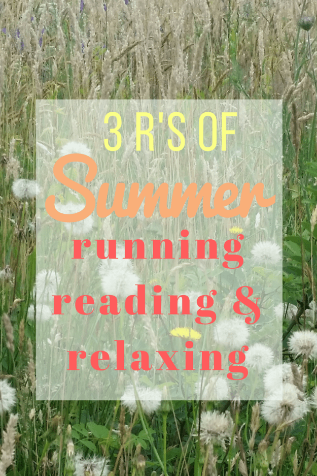 3 R's of Summer