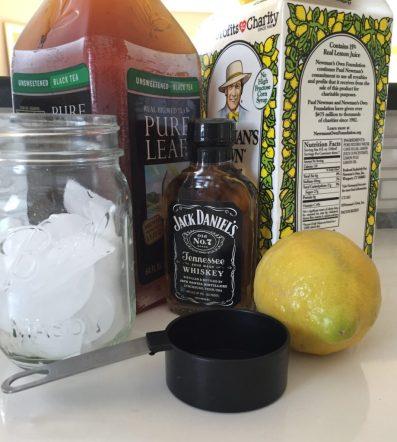 Spiked Arnold Palmer Cocktails