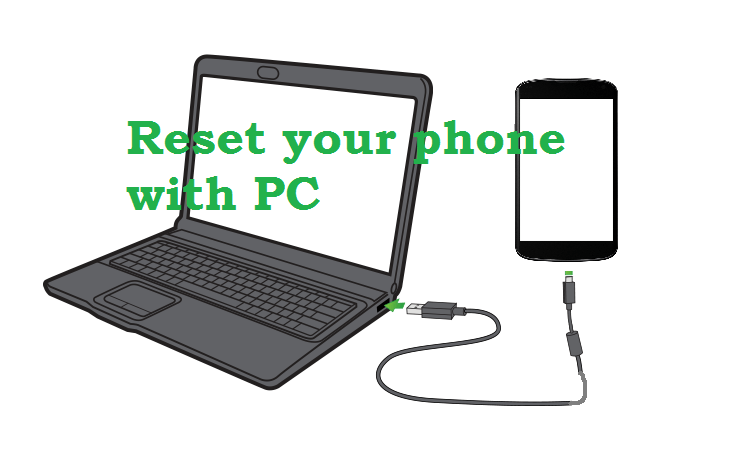 Reset Phone From PC