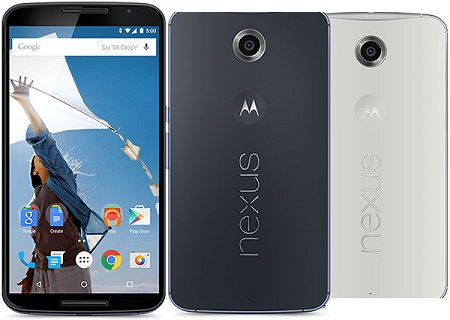 How to Hard Reset Motorola Nexus X