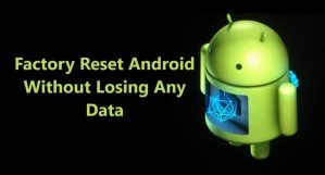 How to Factory Reset Asus Zenfone AR ZS571KL Step by Step