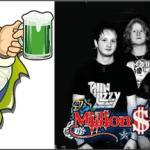 "Million Dollar Reload – ""Bullets In The Sky"":  Irish Hard Rock to Celebrate St. Patrick's Day"