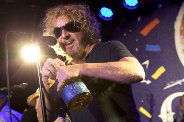 Sammy Hagar Cabo Wabo Tequila