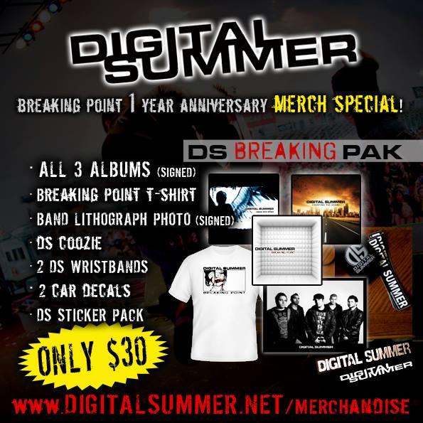 Digital Summer Merchandise