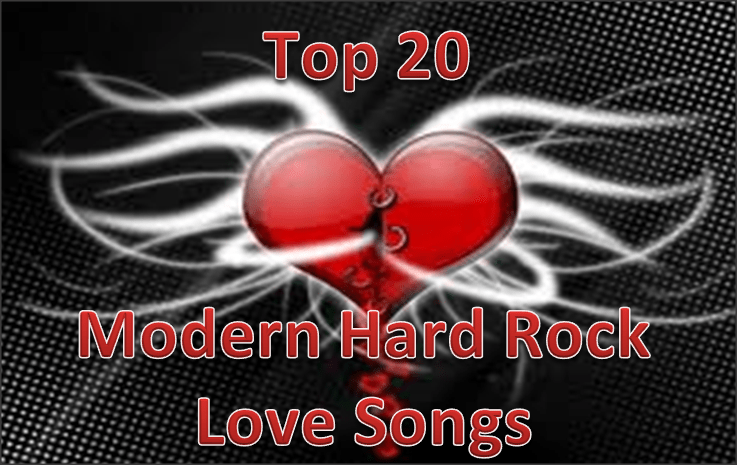 Best rock love songs