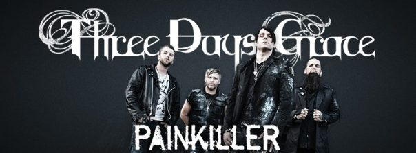 Three Days Grace Painkiller