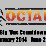 Top 15 Octane Big 'Uns Countdown Songs:  January 2014 – June 2014