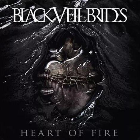 Black Veil Brides Heart Of Fire
