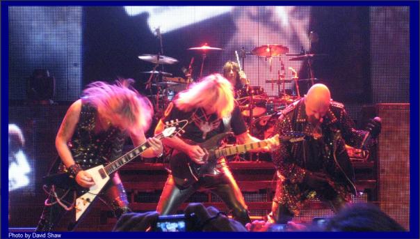 Judas Priest - Redeemer Of Souls - Tour 2014