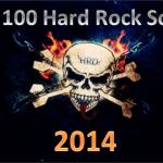 Top 100 Hard Rock Songs of 2014
