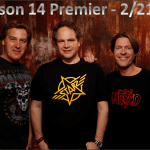That Metal Show Season 14 Premier to Feature Rush's Geddy Lee and Dream Theater's John Petrucci