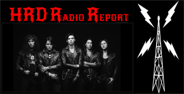 HRD Radio Report - Black Veil Brides