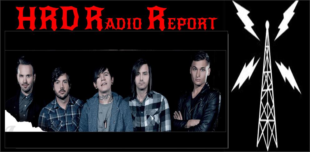 HRD Radio Report - Week Ending 4/11/15 - Hard Rock Daddy