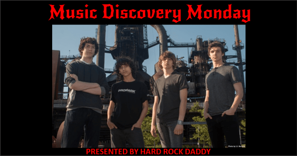 Music Discovery Monday - Next To None (2)